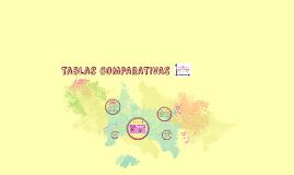 Copy of Tablas Comparativas