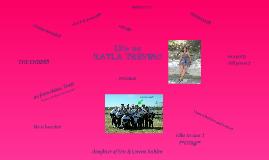 Life as Kayla Trevino!!!!