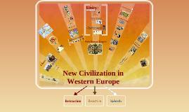 WHAP Ch. 10 - New Civilization in Western Europe