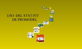 Copy of Uso de Stat fit
