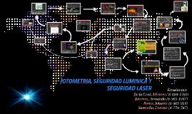 Copy of fOTOMETRIA, SEGURIDAD LUMINICA Y LASER