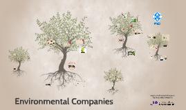 Environmental Companies