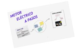 MOTOR ELÉCTRICO A PASOS