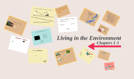The Living Environment (Chapter 1-3)