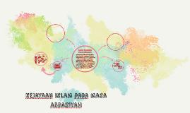 kejayaan islam pada masa abbasiyah