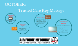 Trusted Care Key Message
