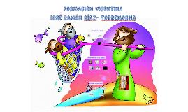 FORMACIÓN VICENTINA