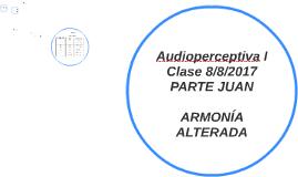 Clase 8/8/17 - Audioperceptiva I - UNC - Juan Martín Alvarez