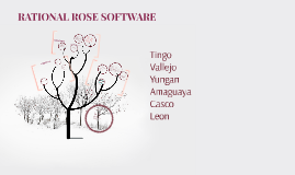 Copy of RATIONAL ROSE SOFTWARE