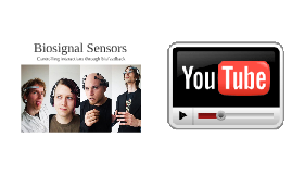 Video Game Shield // Sensor Biosignals