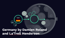 Germany by Damien Roland and La'Trell Henderson