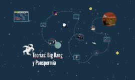 Big Bang y Panspermia