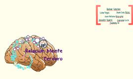 Relacion Mente Cerebro