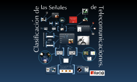 Señales de Telecomunicaciones - Su Clasificacion