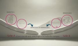 semiotica-semiologia