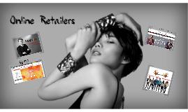 Copy of New Online Retailers