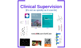 Clinical Supervision Intro
