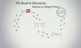 Copy of Resume vs. Eulogy Virtues