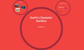 Earth's Dynamic Surface