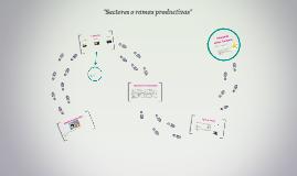 Sectores o ramas productivas