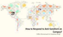 Copy of How to Respond to Anti-Semitism on Campus?