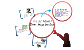 Peter Minuit and New Amsterdam