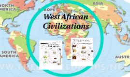 West African Civilizations