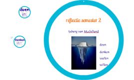 reflectie semester 2