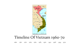 Timeline of Vietnam 1960-70