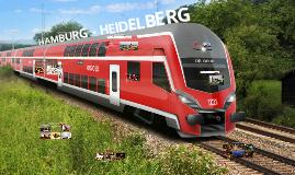 HAMBURG - HEIDELBERG