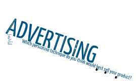 Copy of Advertising Intersession: Your Favorite Product
