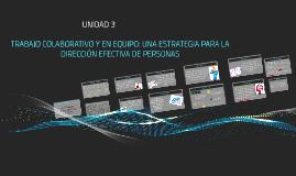 Copy of TRABAJO COLABORATIVO Y EN EQUIPO