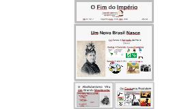 Copy of O Fim da Escravidão