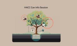 HACC Con