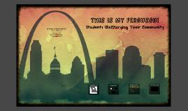 This is My Ferguson!