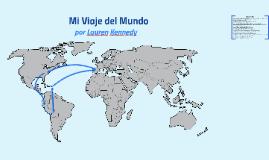Mi Viaje del Mundo