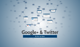 Google+ and Twitter