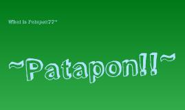Patapon3!~