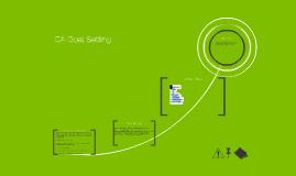 CA Goal Setting