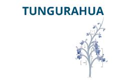 Copy of Cantonces de Tungurahua