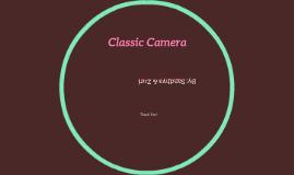 Calssic Camera