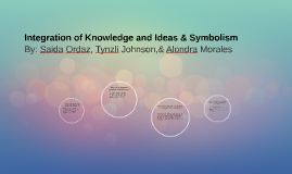 Integration of Knowledge and Ideas & Symbolism