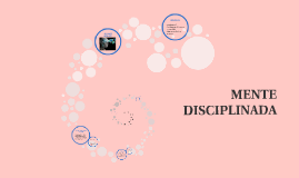 Copy of Copy of LA MENTE DISCIPLINADA