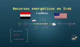 Copy of Recursos energeticos en Irak