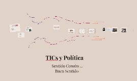 TICs y Política
