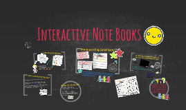 Interactive Note Books