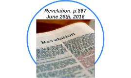 Revelation, p.867
