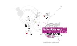 ALFABETIZACIÓN MEDIÁTICA Y EDUCACIÓN