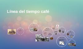 Copy of Linea del tiempo cafe