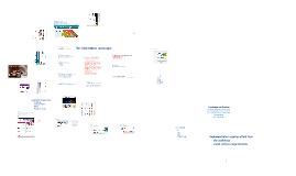 Social services information landscape V 2